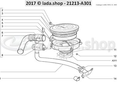 N3 Luftfilter CARB 21213