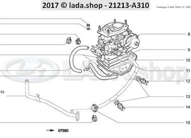 N3 Carburateur 1600
