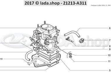 N3 Carburateur 1700-1600BRAZIL