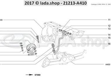 N3 EGR valve CARB 1600