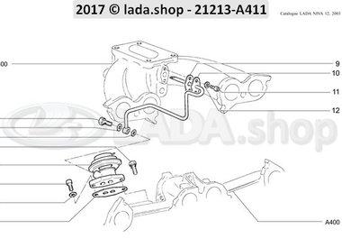 N3 Válvula de recirculación CARB 1700