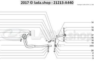 N3 Tubos de escape sin catalizador CARB 1700