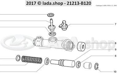N3 Kupplungshauptzylinder