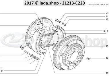 N3 Rear brakes