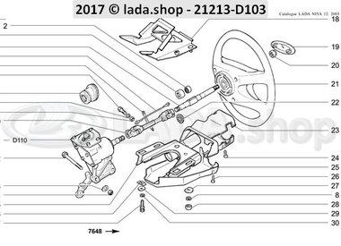 N3 Steering column 01-1999 >>>