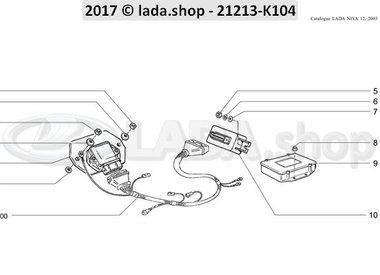 N3 Steuergeräte, elektronische CARB