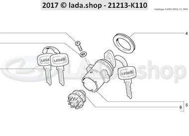 N3 Interruptor de ignição