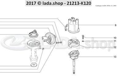 N3 Ignição do distribuidor CARB