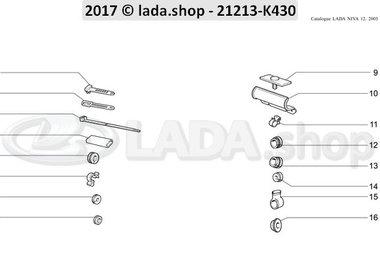 N3 Acessórios de chicote de fios do fio