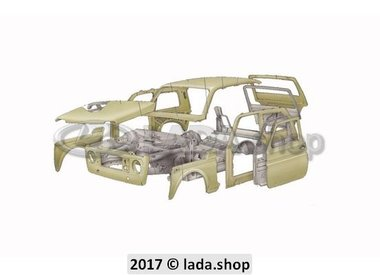 N3M2. Carrosserie onderdelen