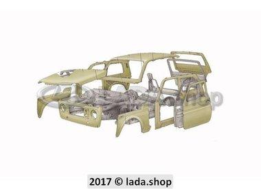 N3M2. Eléments principaux de la carrosserie