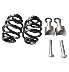 "Seat Springs Black 3"" with Mounting Kit"