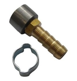 Ölleitung Set - 1/8 NPT - Messing