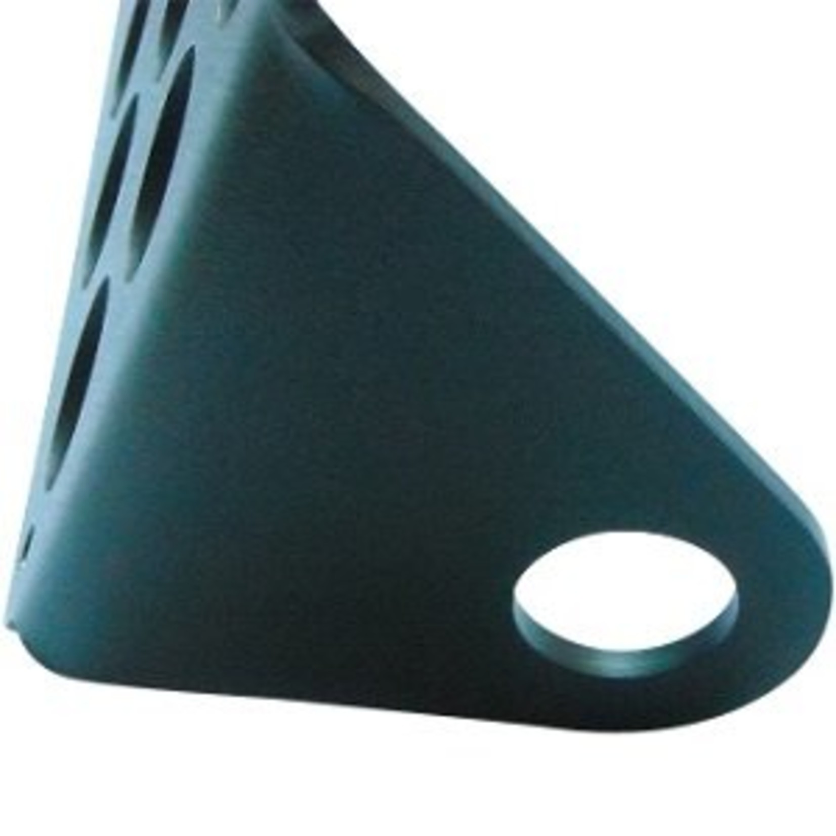 Side Mount kentekenplaathouder met LED STOP-lamp voor motorfiets