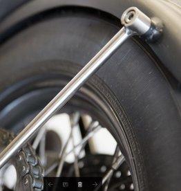 Kundenspezifische hintere Kotflügelhalterung für Motorräder (Edelstahl)
