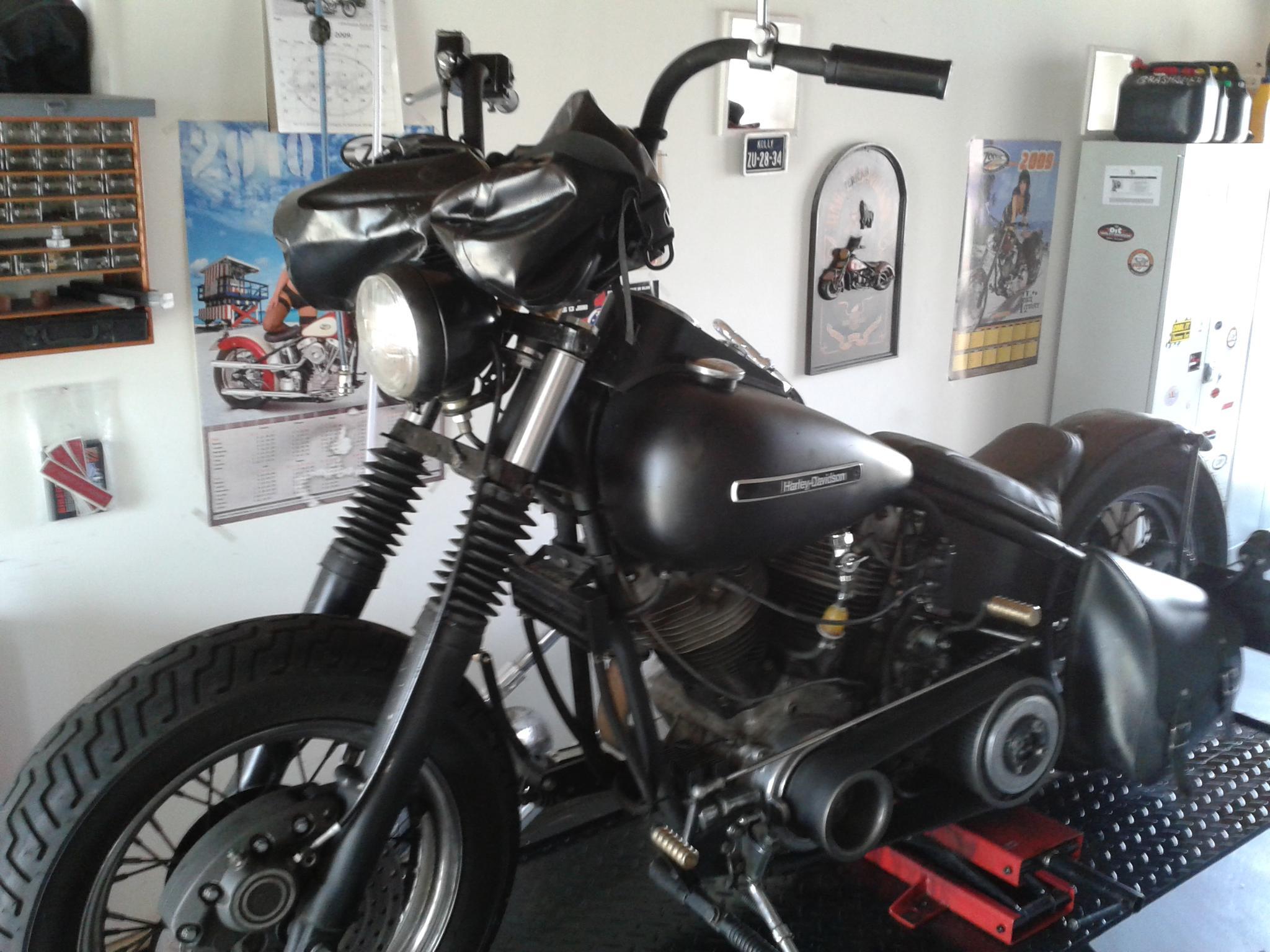 Kollies Parts - Harley Davidson 1979 Shovelhead