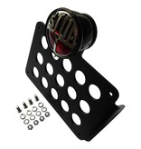Side Mount license plate holder or Motorcycle with STOP tail light