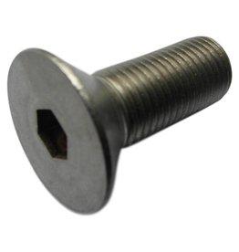 Allen bolt countersunk 3/8 UNF - 24 x 1 inch (25mm)