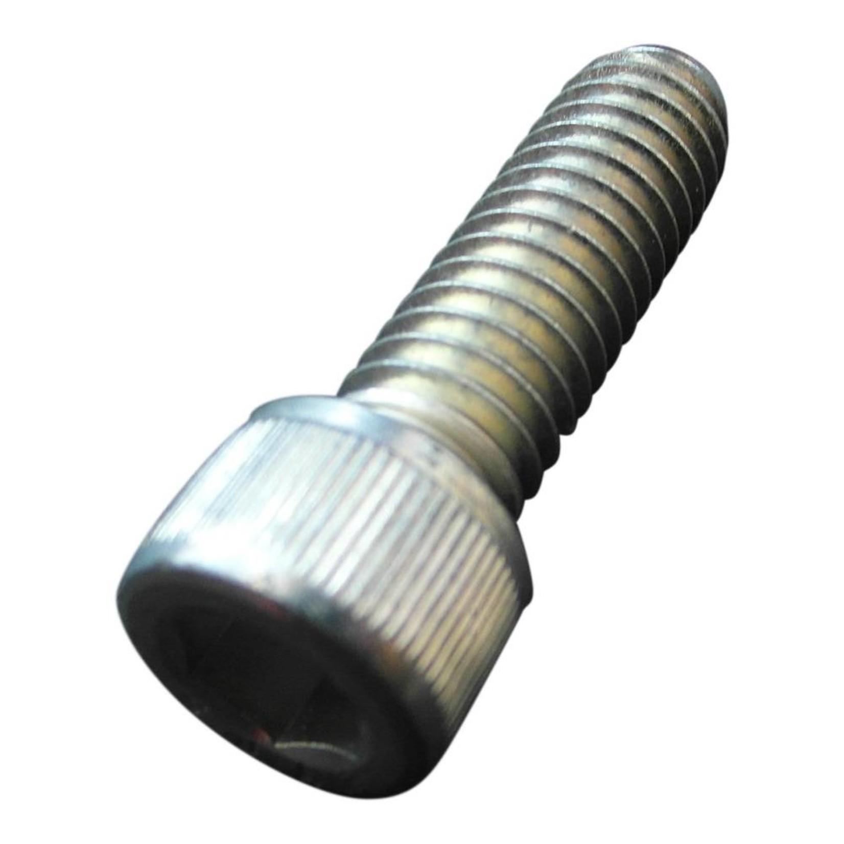 Staal verzinkte Inbusbout 5/16 UNC - 18 x 1 inch (25mm)