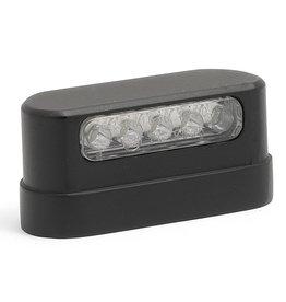 Motorrad Kennzeichenleuchte LED