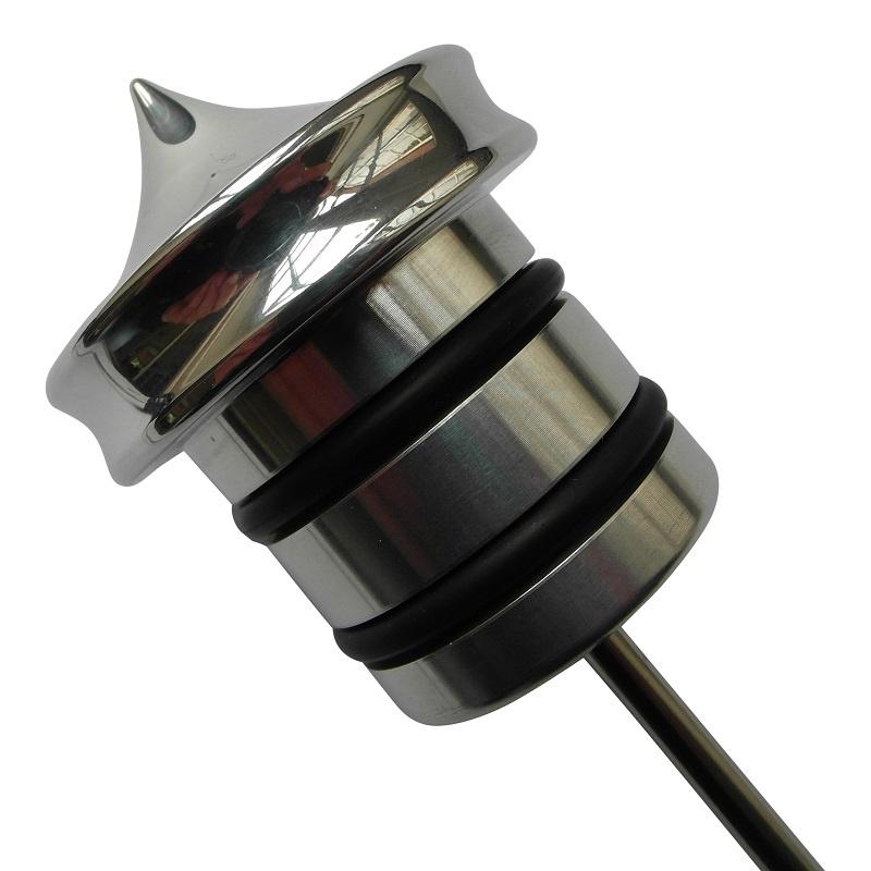 Olie Tankdop - Aluminium