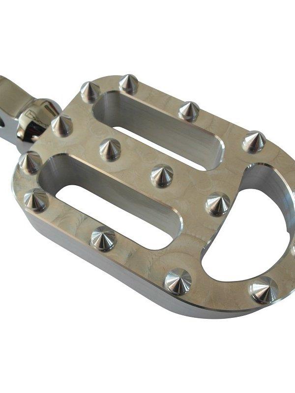 Footpegs / Voetsteunen voor HD motorfiets - Aluminium