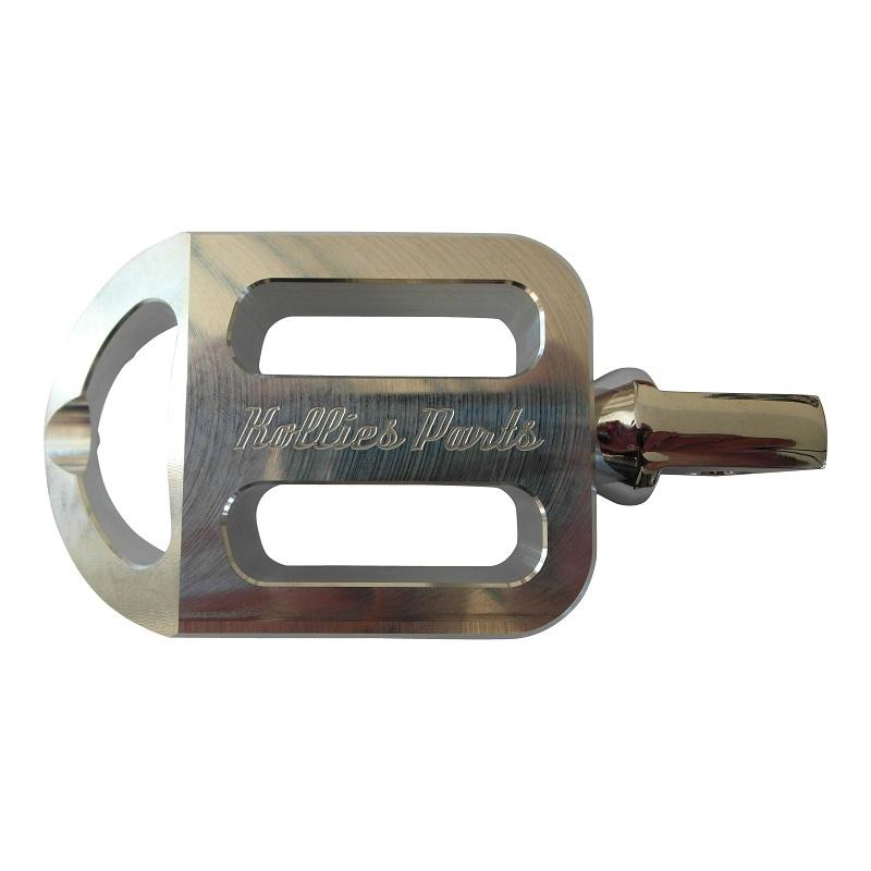 Mini Trittbretter Aluminium