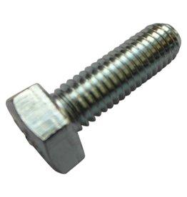 Hexagon bolt M8 x 25 Steel galvanized 8.8