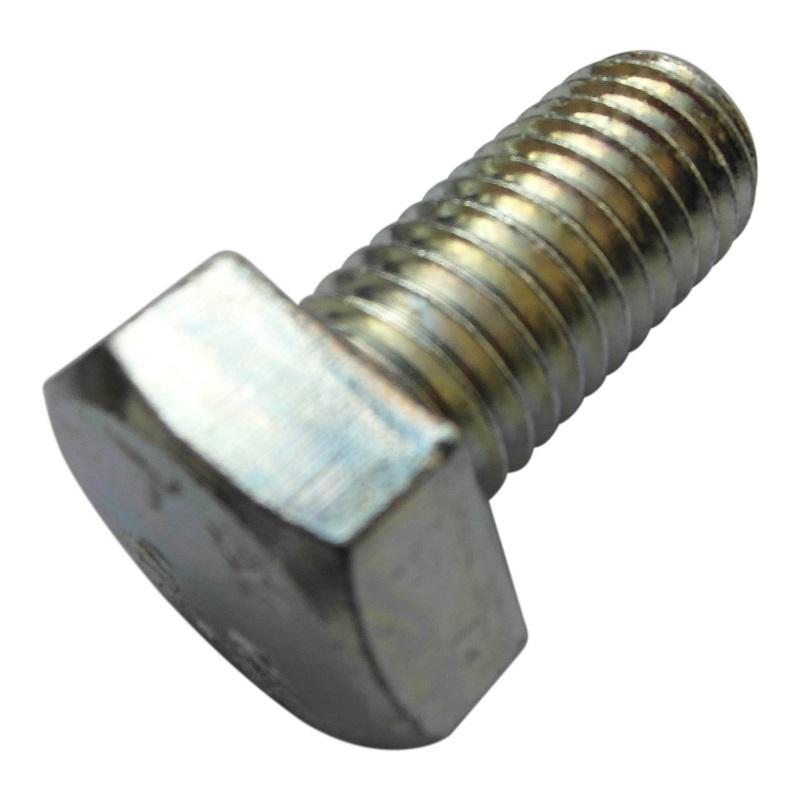 Sechskantschraube M12 x 25 Stahl verzinkt 8.8