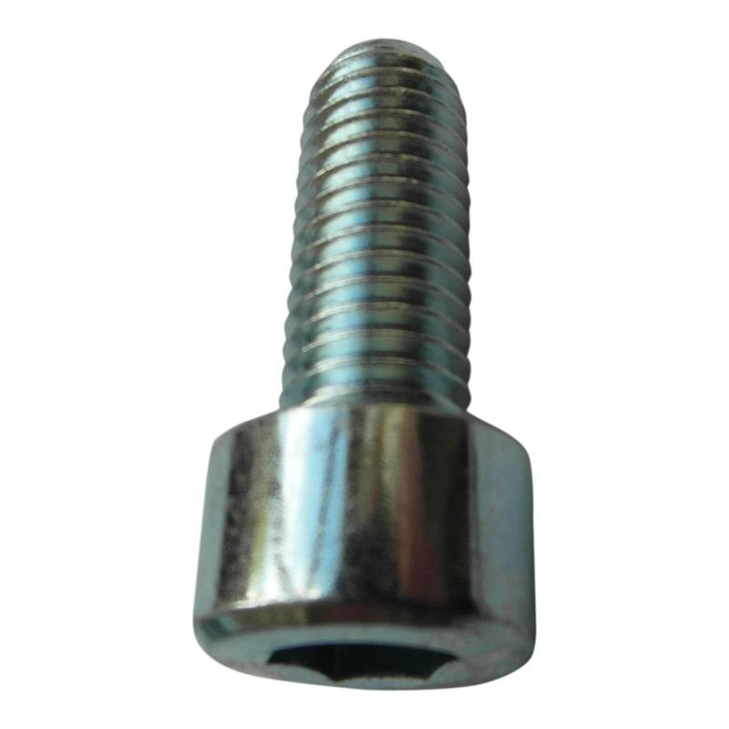 Allen bolt M10 x 25 Steel galvanized 8 8