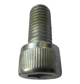 Allen bolt M12 x 25 Steel galvanized 8.8
