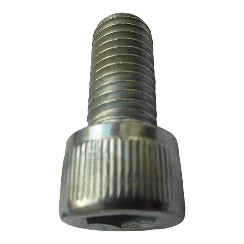 Allen bolt M12 x 25 Steel galvanized 8.8