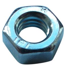 Nut M6 Steel galvanized