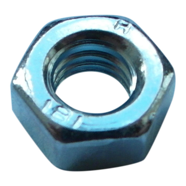 Nut M6 Steel galvanized