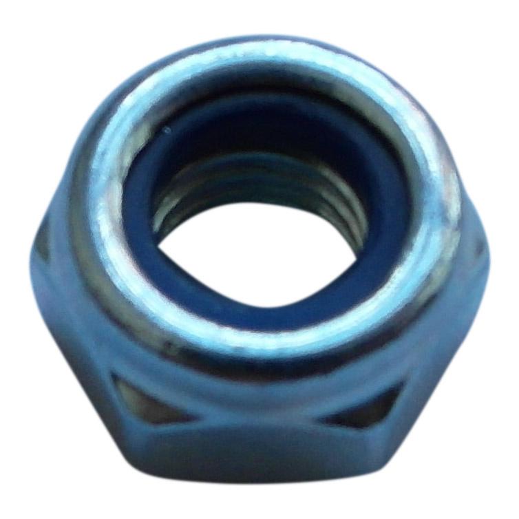 Nut Self-locking M6 Steel galvanized