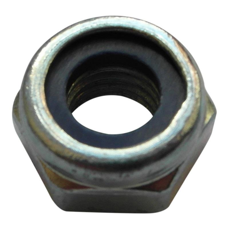 Nut Self-locking M10 Steel galvanized