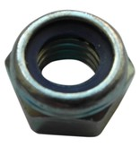 Nut Self-locking M12 Steel galvanized