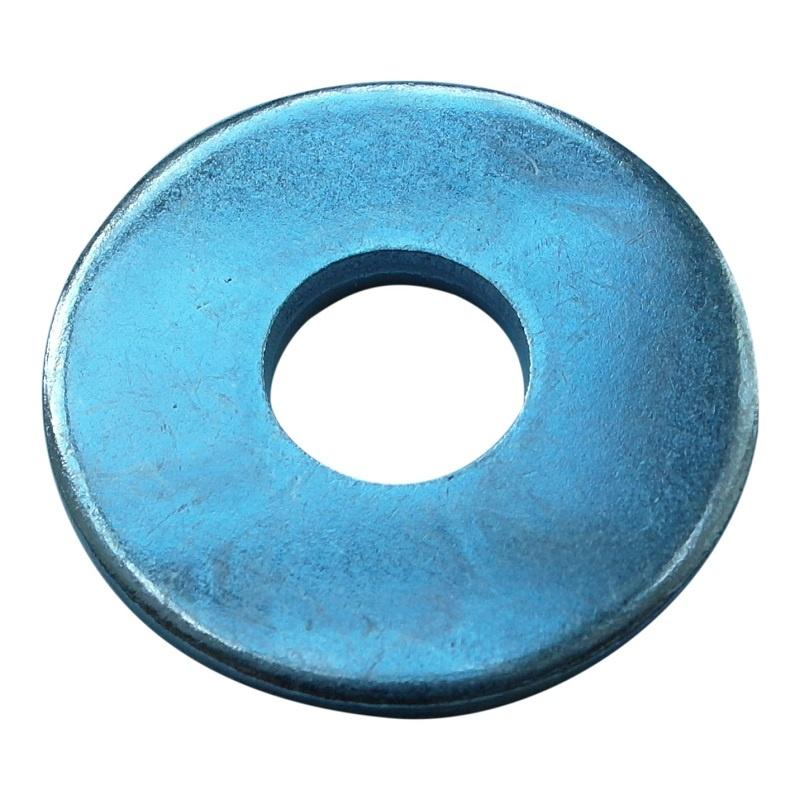 Scheibe M8 (groß) Stahl verzinkt