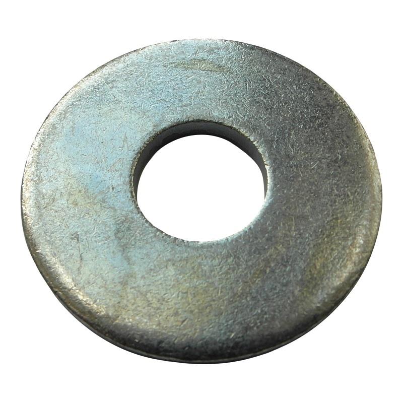 Scheibe M10 (groß) Stahl verzinkt