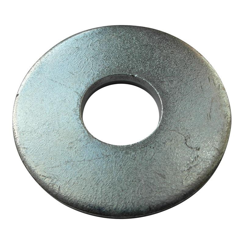Scheibe M12 (groß) Stahl verzinkt