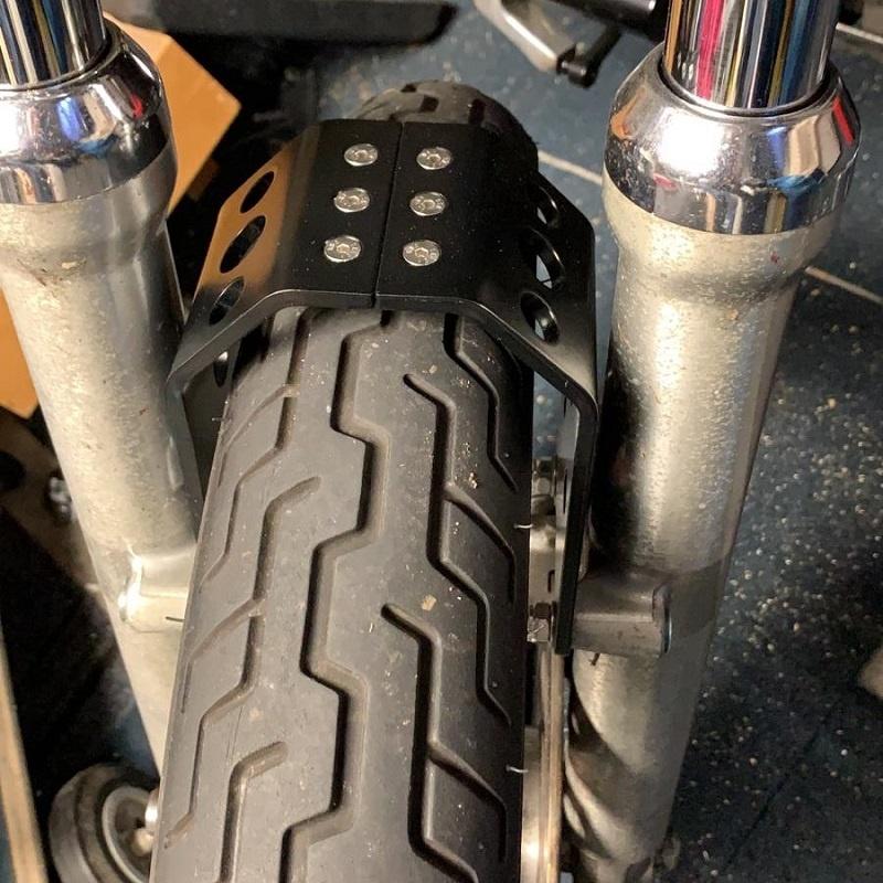 """Fork Brace for Sportster - Including 21"""" wheels"""
