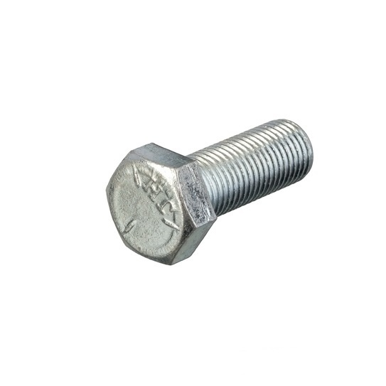 "Hexagon bolt 3/8 -24 UNF Galvanized steel x 1 ""(25mm)"