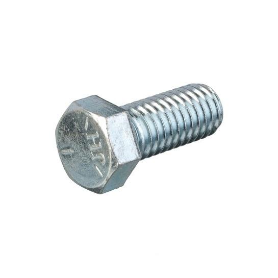 "Hexagon bolt 7/16 -14 UNC Galvanized steel x 1 ""(25mm)"