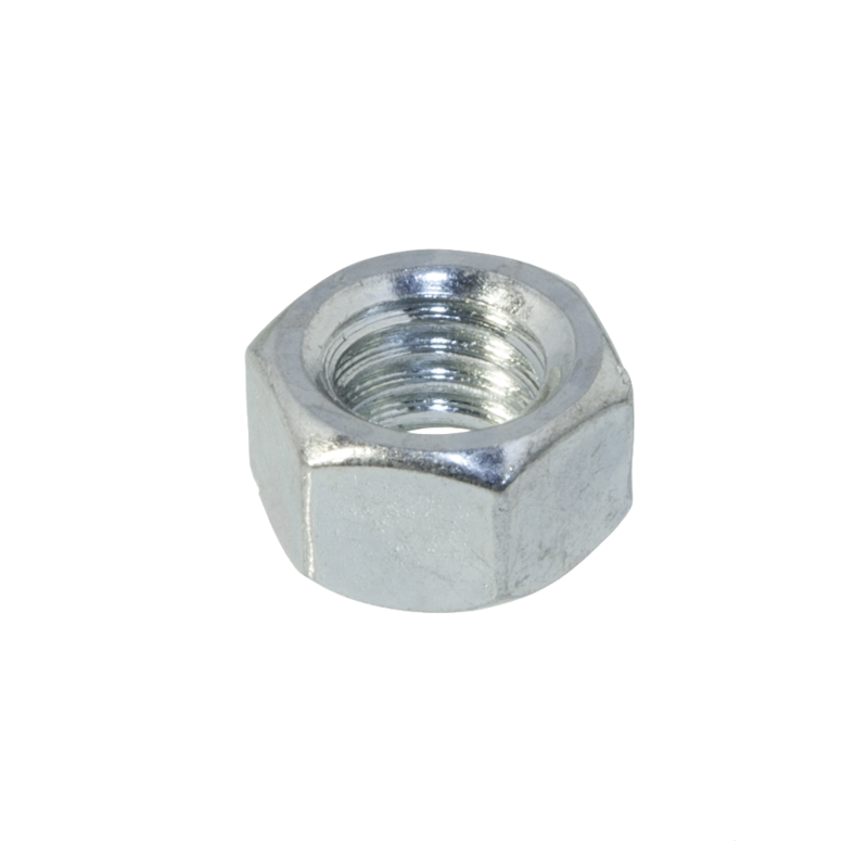 Nut 7/16 -14 UNC Steel galvanized