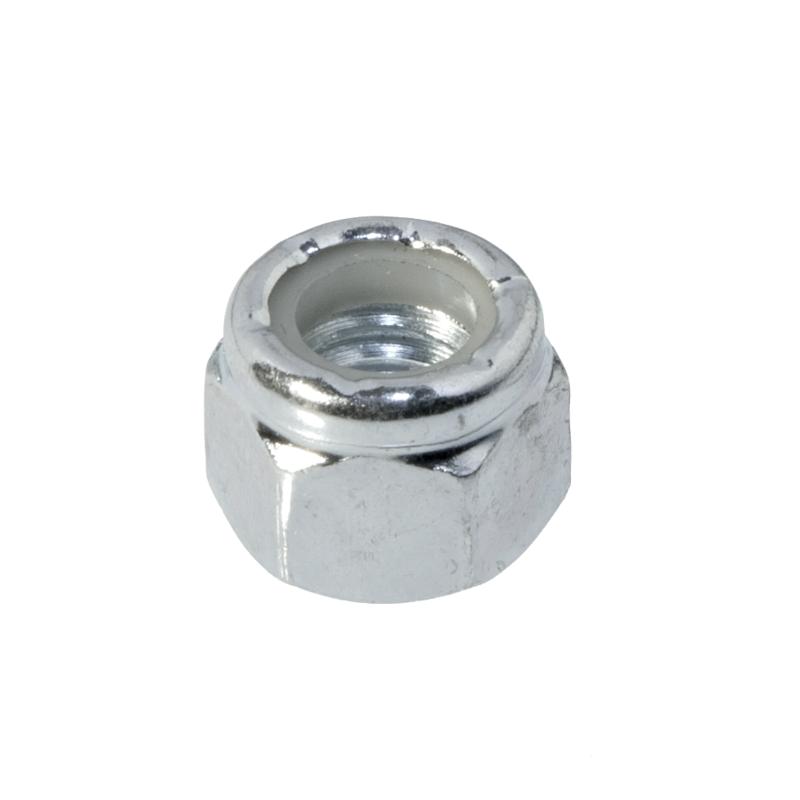 Nut 7/16 - 14 UNC Self-locking Galvanized steel