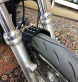 """Front fork stabilizer for Harley Davidson Sportster - Including 21"""" wheels"""