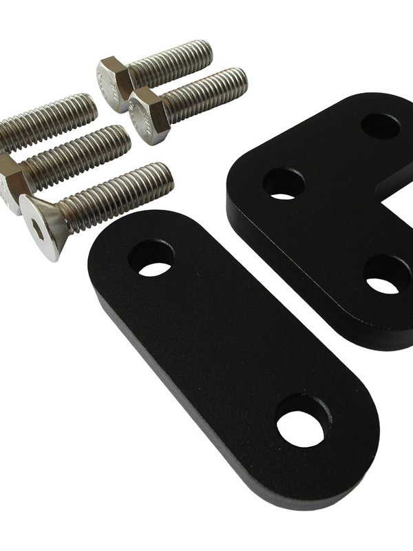 Spacers Forward Controls voor Shovelhead