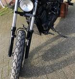 Voorvorkstabilisator voor een Honda Shadow