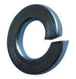 Federring 1/4 Stahl verzinkt