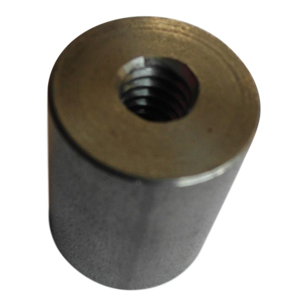 Bung 1/4 UNC - Lasprop 1/4 UNC schroefdraad - 20mm lang